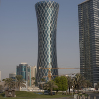 近代建築のビル
