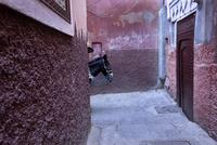 旧市街 02265041050| 写真素材・ストックフォト・画像・イラスト素材|アマナイメージズ