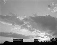空に浮かぶ雲