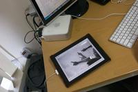 パソコンとタブレットPC
