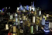 上海市の夜景