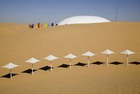 砂漠リゾート