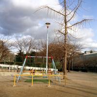 Japan. Osaka. A playground. 2000