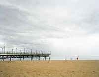 GB. England. Lincolnshire. Skegness. July 2009