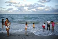 USA. Hollywood Beach, Florida. 2015. 02265047265| 写真素材・ストックフォト・画像・イラスト素材|アマナイメージズ
