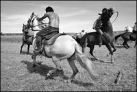 USA. Cannon Ball, North Dakota. September, 2016. Sioux protest camp. 02265047357| 写真素材・ストックフォト・画像・イラスト素材|アマナイメージズ
