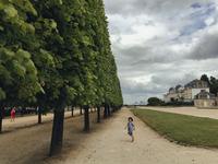 FRANCE. Saint Germain en Laye. 2016. Pia at the PAVILLON HENRI IV Saint Germain en Laye. 02265047370| 写真素材・ストックフォト・画像・イラスト素材|アマナイメージズ