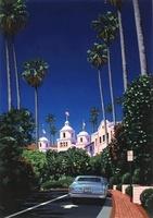 Beverly Hills Hotel 02290000059| 写真素材・ストックフォト・画像・イラスト素材|アマナイメージズ