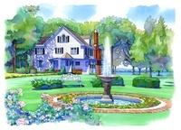 Fountain 02290000083| 写真素材・ストックフォト・画像・イラスト素材|アマナイメージズ