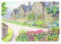English Garden 02290000091| 写真素材・ストックフォト・画像・イラスト素材|アマナイメージズ