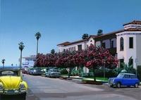 Santa Barbara1 02290000118| 写真素材・ストックフォト・画像・イラスト素材|アマナイメージズ