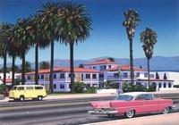 Santa Barbara 02290000127| 写真素材・ストックフォト・画像・イラスト素材|アマナイメージズ