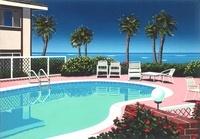 Seaside Motel 02290000134| 写真素材・ストックフォト・画像・イラスト素材|アマナイメージズ