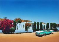 アリゾナ—砂漠にある家 02290000141| 写真素材・ストックフォト・画像・イラスト素材|アマナイメージズ