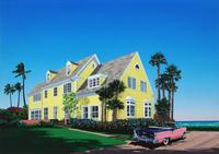 イエローハウス 02290000150| 写真素材・ストックフォト・画像・イラスト素材|アマナイメージズ