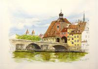 レーゲンスブルグ 02290000176| 写真素材・ストックフォト・画像・イラスト素材|アマナイメージズ