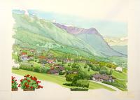 スイス 02290000179| 写真素材・ストックフォト・画像・イラスト素材|アマナイメージズ