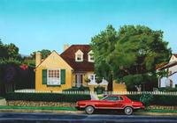 LA郊外 02290000182| 写真素材・ストックフォト・画像・イラスト素材|アマナイメージズ