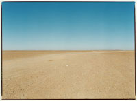 砂利道の風景   エルフード モロッコ 02292000069| 写真素材・ストックフォト・画像・イラスト素材|アマナイメージズ