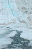 夏の氷河 02296001500| 写真素材・ストックフォト・画像・イラスト素材|アマナイメージズ