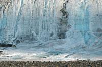 夏の氷河 02296001501| 写真素材・ストックフォト・画像・イラスト素材|アマナイメージズ