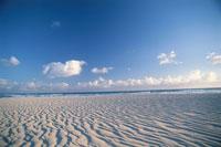砂丘と空 02296002945| 写真素材・ストックフォト・画像・イラスト素材|アマナイメージズ