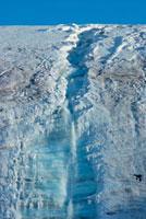 融け出す氷河