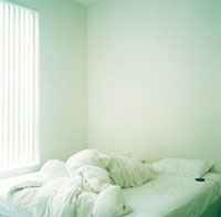 白い部屋 02301000126| 写真素材・ストックフォト・画像・イラスト素材|アマナイメージズ