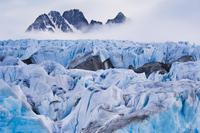 Monaco Glacier, Spitsbergen