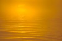 Sunrise, Arctic Ocean, East Greenland