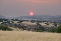 Sunset, Palmwag, Torra Conservancy, Damaraland, Namibia