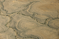 Landforms in Tsaris Mountains east of NamibRand Nature Reser 02314006886  写真素材・ストックフォト・画像・イラスト素材 アマナイメージズ