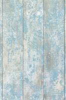 塗装したアンティークな木の壁