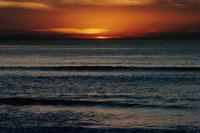 夕空と海 02319000052| 写真素材・ストックフォト・画像・イラスト素材|アマナイメージズ