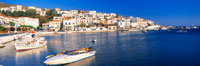 Andros Cyclades Greece