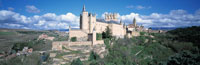 The Alcazar Segovia Spain