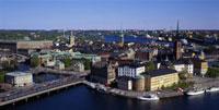 Sweden,Stockholm,Riddarholmen