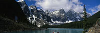 Canada,Alberta,Moraine Lake,boating