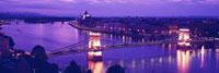 Hungary,Budapest,Chain Bridge