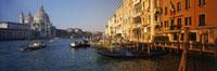 Italy,Venice,Santa Maria della Salute,Grand Canal