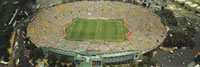 Aerial view of 1994 world cup soccer final