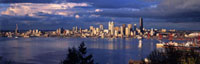 USA,Washington,Seattle,Puget Sound