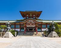 防府天満宮の楼門
