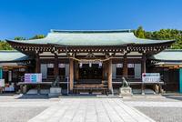 防府天満宮の拝殿