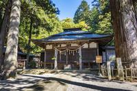 飛騨山王日枝神社の拝殿