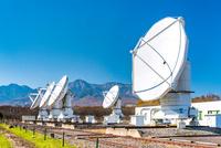 秋の国立天文台野辺山宇宙電波観測所