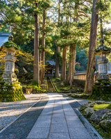 秋の永平寺