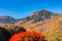 秋の八ヶ岳 赤岳