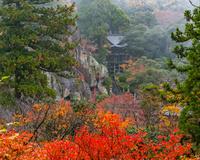 秋の那谷寺