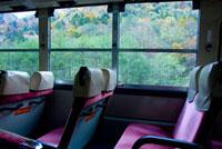 バスの椅子